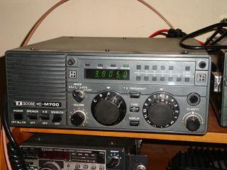 icom m-700